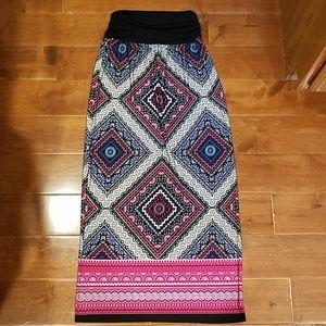 Apt 9 maxi skirt